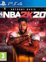 NBA 2K20 PS4 Game PKG