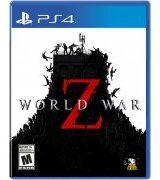 World War Z PS4 Game PKG