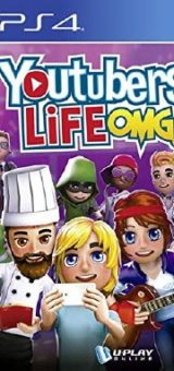 Youtubers Life OMG Edition PS4 Game PKG