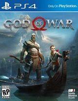 God of War 2018 PS4 PKG Game