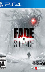 Fade To Silence PS4 PKG