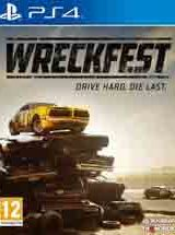 Wreckfest PS4 Game PKG