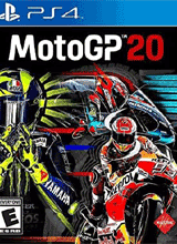 MotoGP 20 PS4 PKG Game