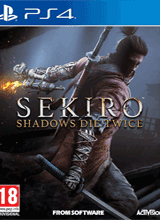SEKIRO: SHADOWS DIE TWICE PS4 Game PKG