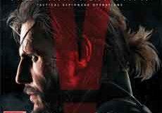 Metal Gear Solid V : The Phantom Pain PKG PS3