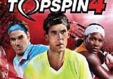 Top Spin 4 PS3 PKG Game