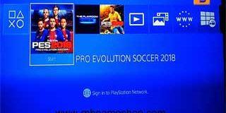 Cara Instal Game PS4
