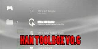 HAN Toolbox V0.6 PS3Xploit