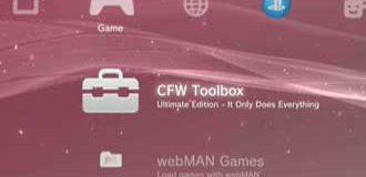 CFW Toolbox v1.00 by DeViL303