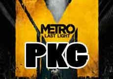 Metro: Last Light PS3 PKG