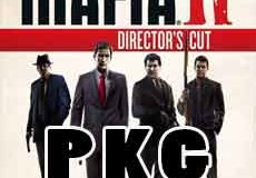 Mafia II Director's Cut PS3 PKG