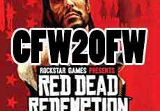 Red Dead Redemption PS3 CFW2OFW