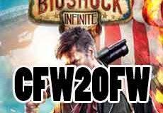 BioShock Infinite PS3 CFW2OFW HEN