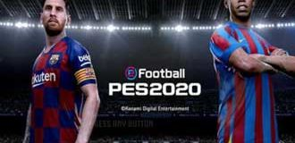 Football PES 2020 Android PPSSPP Offline