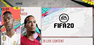 FIFA 20 Mobile Android Offline
