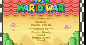 Instal Game Super Mario War 1.8 r4 di PS3 HEN HFW4.85