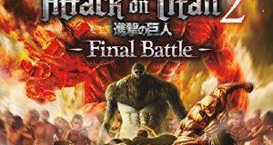 Attack on Titan 2 Final Battle PS4 Game PKG