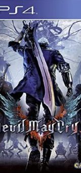Devil May Cry 5 PS4 Game PKG