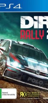 Dirt Rally 2.0 PS4 Game PKG
