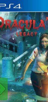 Draculas Legacy PS4 Game PKG