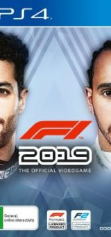 F1 2019 PS4 PKG Game
