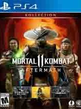 Mortal Kombat 11 Aftermath Kollection PS4 PKG Game