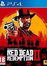 Red Dead Redemption 2 PKG Game PS4