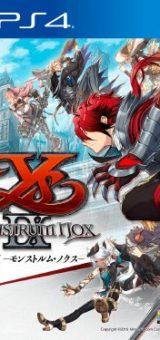 Ys IX Monstrum Nox PKG Game PS4
