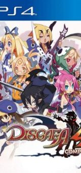 Disgaea 4 Complete+ PKG Game PS4