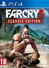 Far Cry 3 Classic Edition PS4 PKG