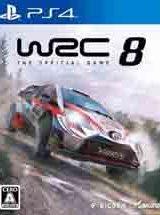 WRC 8 FIA World Rally Championship PS4 PKG Game
