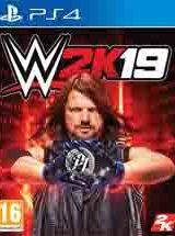 WWE 2K19 PS4 PKG
