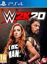 WWE 2K20 PS4 PKG