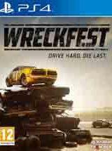 Wreckfest PS4 Game PKG