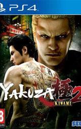 Yakuza Kiwami 2 PS4 PKG