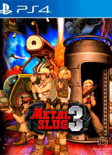 Metal Slug 3 PS4 Game PKG